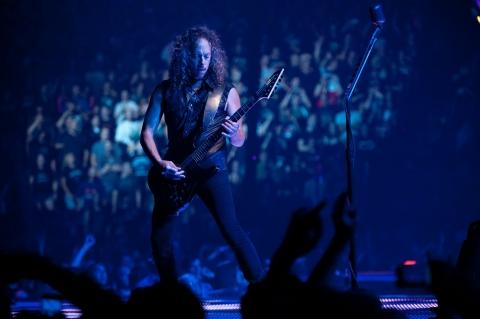 кадр №169246 из фильма Metallica: Сквозь невозможное