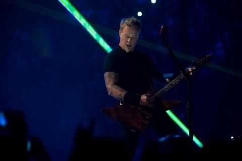 кадр №169250 из фильма Metallica: Сквозь невозможное