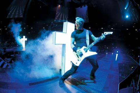 кадр №169252 из фильма Metallica: Сквозь невозможное