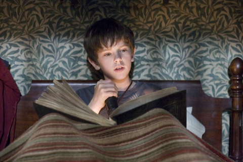 кадр №16958 из фильма Спайдервик: Хроники