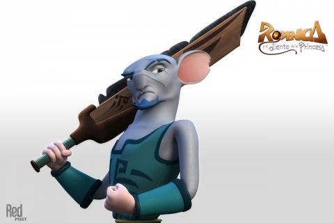 кадр №170058 из фильма Приключения мышонка