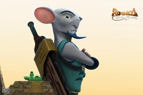 кадр №170059 из фильма Приключения мышонка