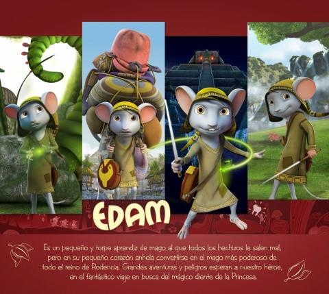 кадр №170063 из фильма Приключения мышонка