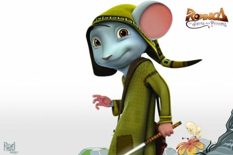кадр №170068 из фильма Приключения мышонка