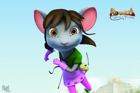 кадр №170069 из фильма Приключения мышонка