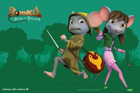кадр №170070 из фильма Приключения мышонка