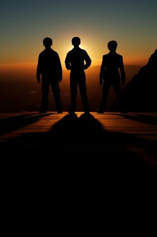 кадр №17019 из фильма Три сыщика и тайна Острова скелетов