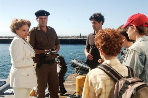 кадр №17020 из фильма Три сыщика и тайна Острова скелетов
