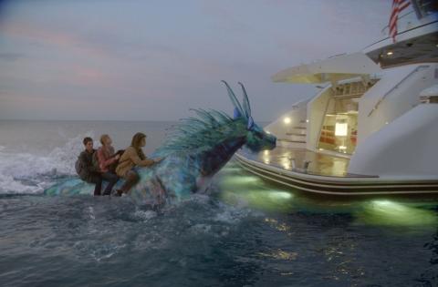 кадр №170447 из фильма Перси Джексон и море чудовищ
