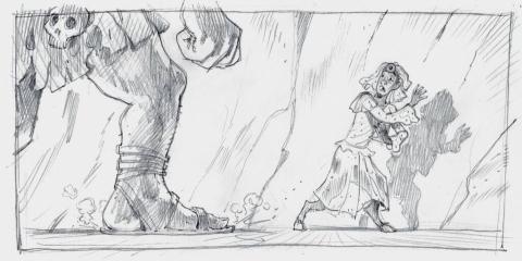 кадр №170461 из фильма Перси Джексон и море чудовищ