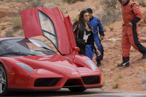 кадры из фильма Жажда скорости