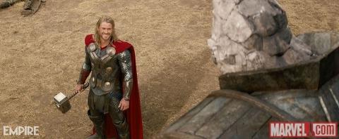 кадр №170480 из фильма Тор 2: Царство тьмы