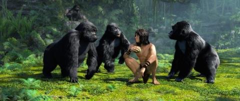 кадр №170624 из фильма Тарзан