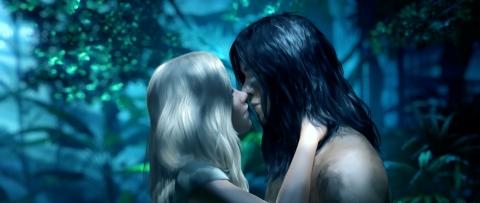 кадр №170631 из фильма Тарзан