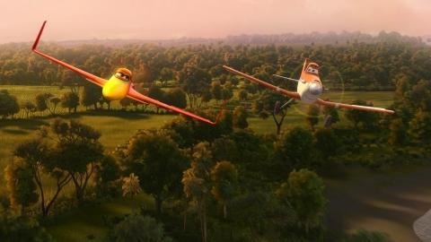 кадр №171597 из фильма Самолеты