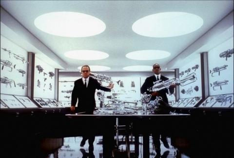кадр №173495 из фильма Люди в черном II
