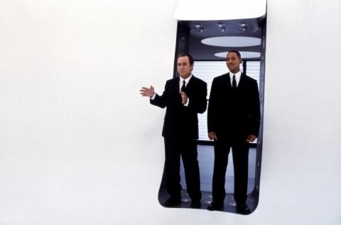 кадр №173498 из фильма Люди в черном II