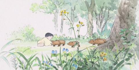 кадр №173659 из фильма Сказание о принцессе Кагуя*