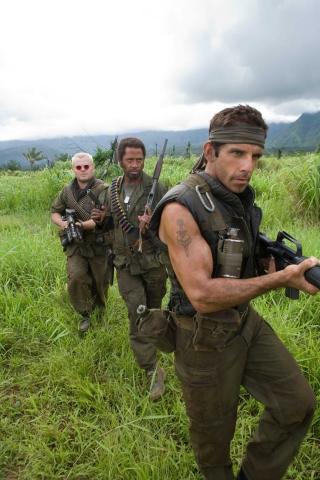 кадры из фильма Солдаты неудачи Роберт Дауни-мл., Джек Блэк, Бен Стиллер,