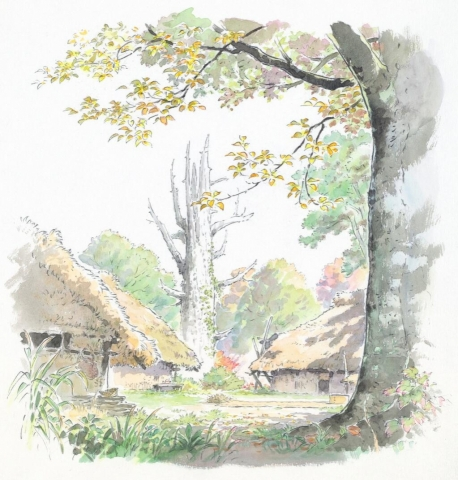 кадр №174286 из фильма Сказание о принцессе Кагуя*