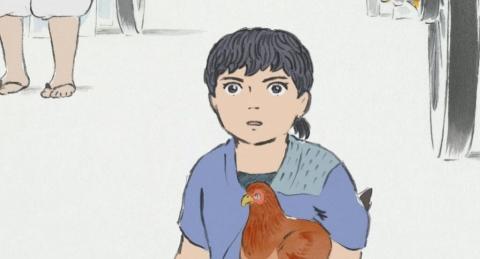 кадр №174290 из фильма Сказание о принцессе Кагуя*
