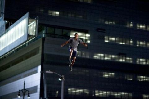 кадры из фильма Хэнкок