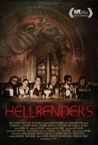 плакат фильма постер Охотники на демонов