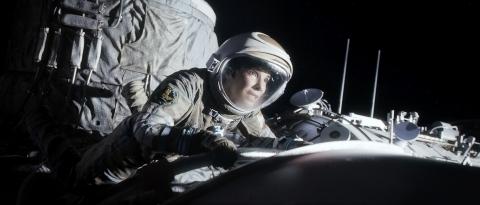 кадр №174544 из фильма Гравитация
