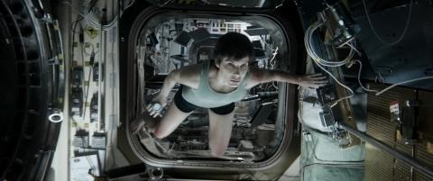 кадр №174546 из фильма Гравитация