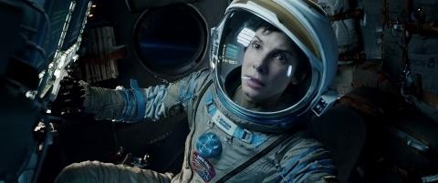 кадр №174547 из фильма Гравитация
