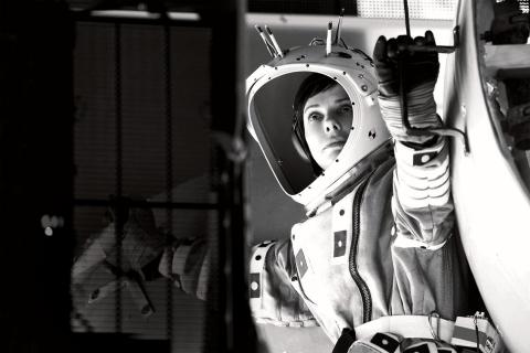 кадр №174552 из фильма Гравитация