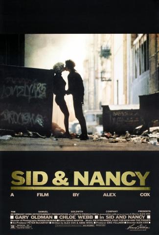 плакат фильма постер Сид и Нэнси