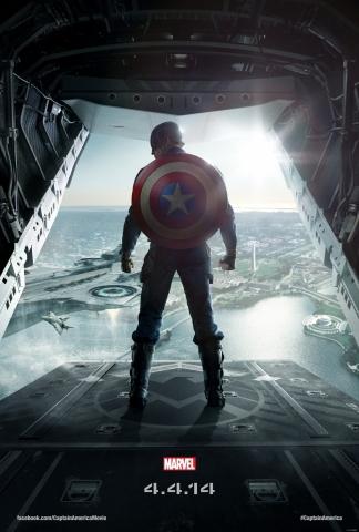 плакат фильма постер Первый Мститель: Другая война
