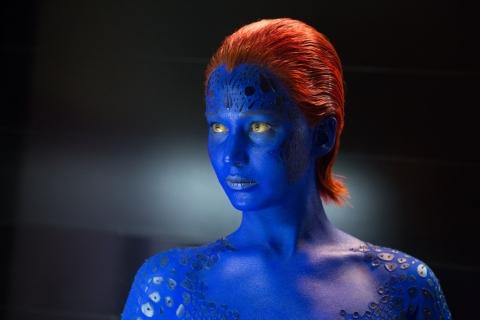 кадры из фильма Люди Икс: Дни минувшего будущего Дженнифер Лоуренс,