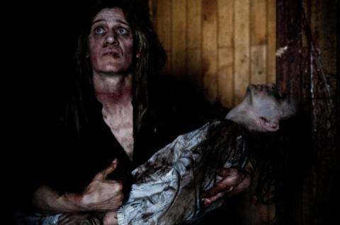 кадр №175442 из фильма Открытая могила*