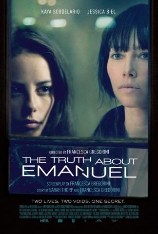 плакат фильма постер Эмануэль и правда о рыбах