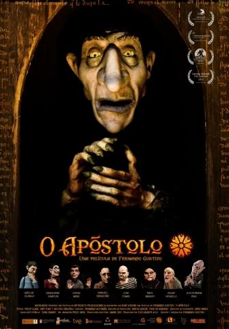 плакат фильма постер Апостол