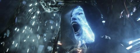 кадры из фильма Новый Человек-паук. Высокое напряжение Джейми Фокс,