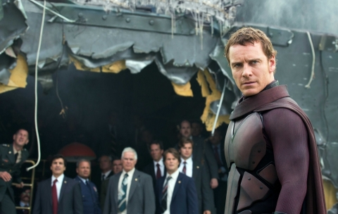 кадры из фильма Люди Икс: Дни минувшего будущего Майкл Фассбендер,