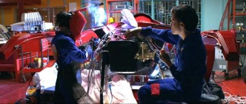 кадр №17599 из фильма Спиди-гонщик