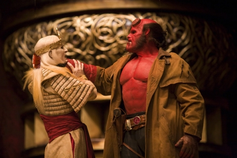 кадр №17613 из фильма Хеллбой II: Золотая армия