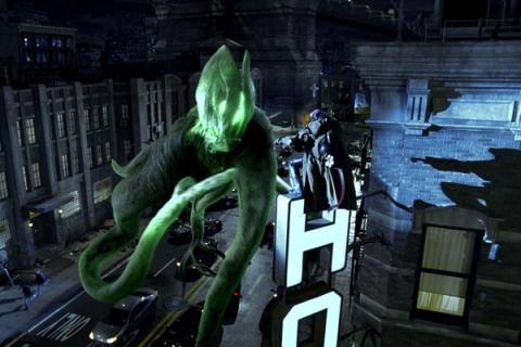 кадр №17617 из фильма Хеллбой II: Золотая армия