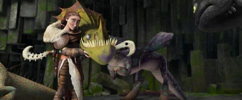 кадр №176784 из фильма Как приручить дракона 2