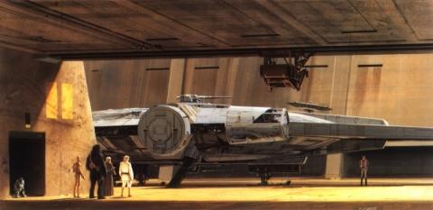 кадр №176794 из фильма Звездные войны: Эпизод IV — Новая надежда