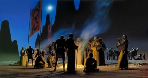 кадр №176800 из фильма Звездные войны: Эпизод IV — Новая надежда
