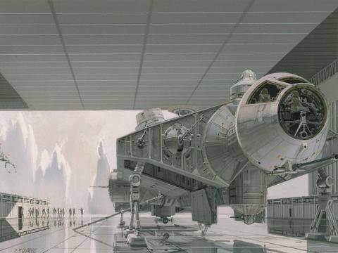 кадр №176801 из фильма Звездные войны: Эпизод IV — Новая надежда