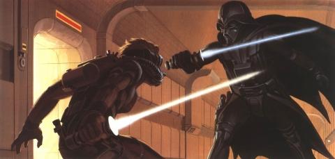 кадр №176805 из фильма Звездные войны: Эпизод IV — Новая надежда