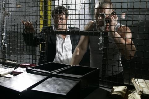 кадр №176991 из фильма Мужской сезон: Бархатная революция