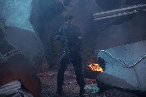 кадры из фильма Первый Мститель: Другая война