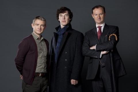 кадр №177043 из сериала Шерлок